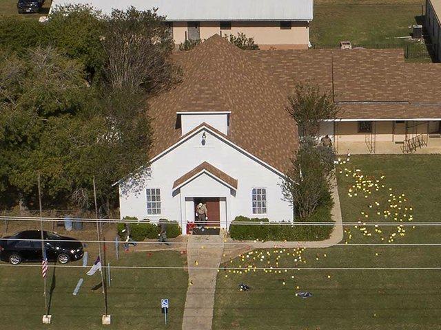 Sutherland Church Evidence