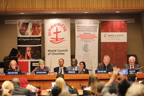 UN Symposium