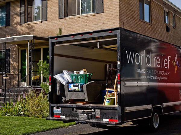 World Relief Truck