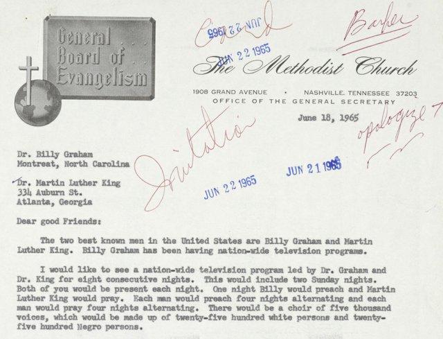Denman Letter