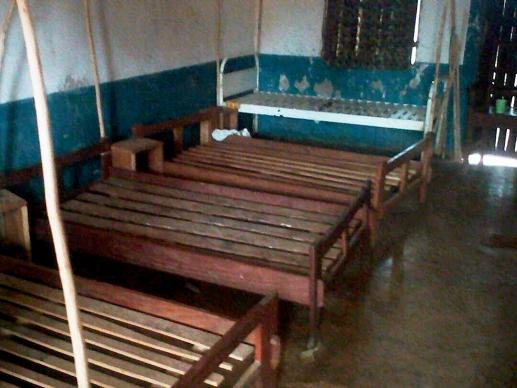 Congo Medical Center Looting