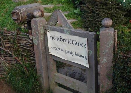 Hobbit Gate