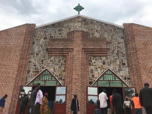 St. Peter's UMC Burundi