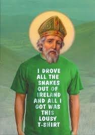Saint Patrick's T-shirt