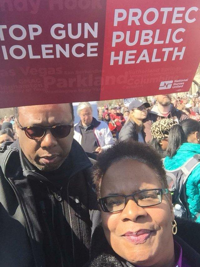 Washington Bishop Rallies