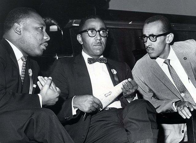 King, Lowery, Walker SCLC