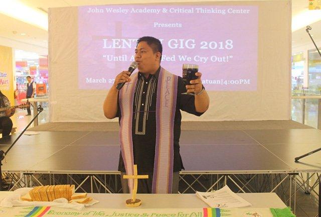 Philippines communion