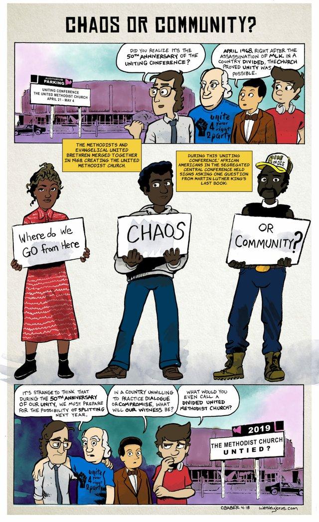 WB Chaos or Community?