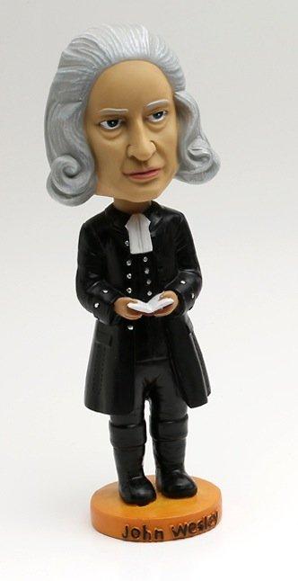 Bobblehead John Wesley