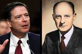 Comey and Niebuhr
