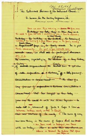 Outler Notes 1968