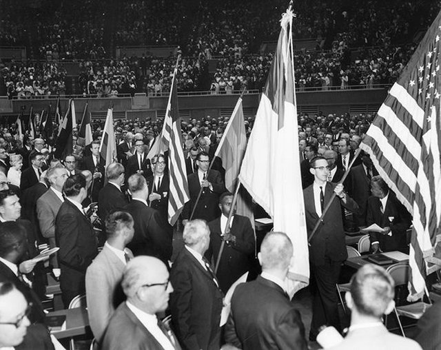 1968 Processional