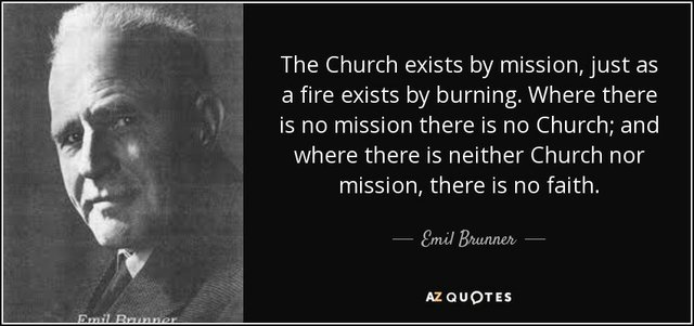 Brunner quote