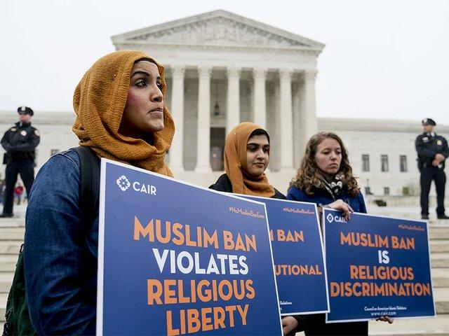 RNS Muslim Ban