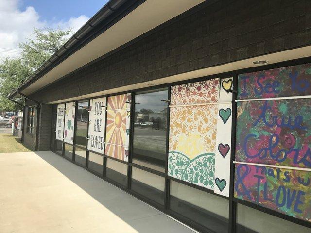 Arapaho Strip of Windows