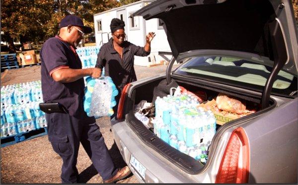 Flint New Funding