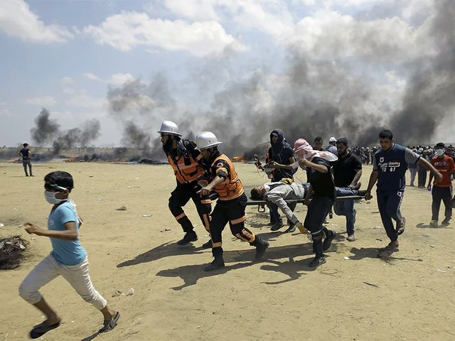 Palestinian Protests