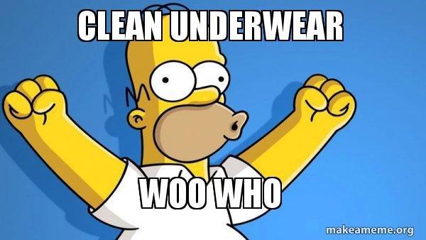 Clean Underware