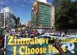 Zimbabwe Peace Banner