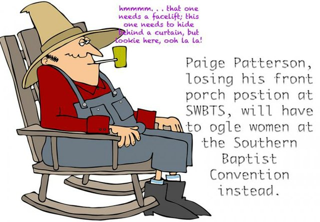 Rocking Chair Patterson