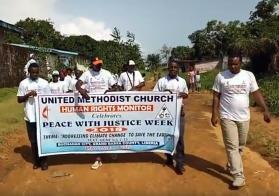 Climate Change Liberia Tree Planting