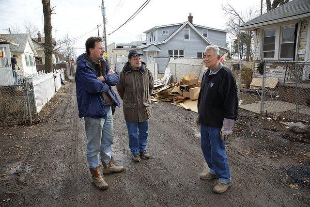 Staten Island relief