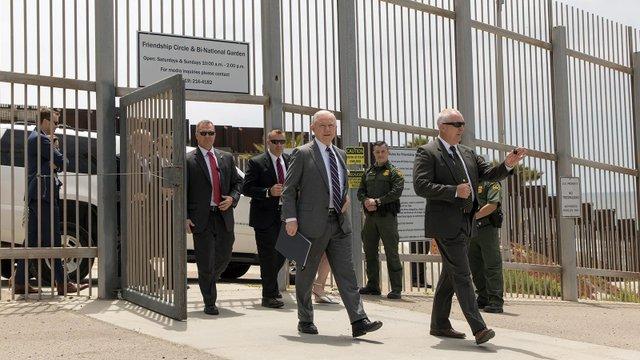 Sessions Border