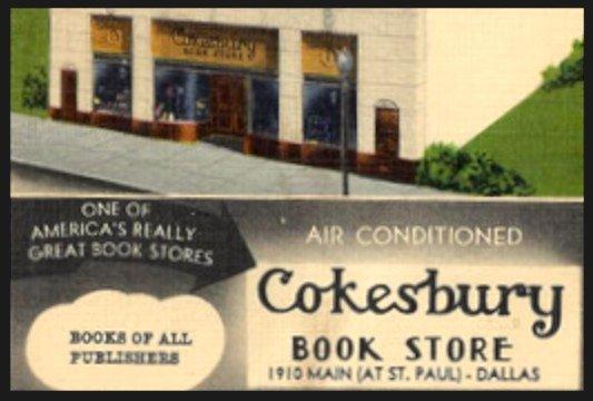 Cokesbury Postcard