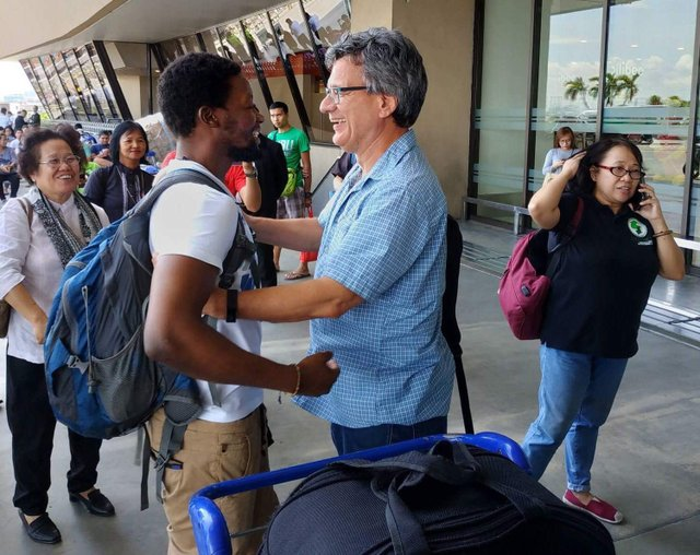 Missionary Released