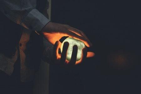 Glow Hands
