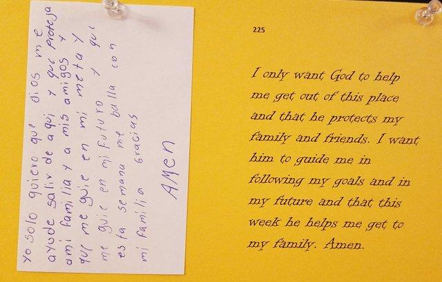 Tornillo Prayer