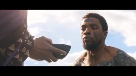 Black Panther - Power Suck
