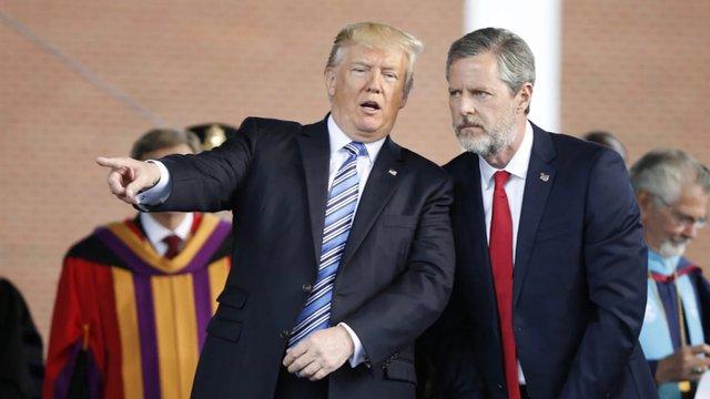 Trump Falwell