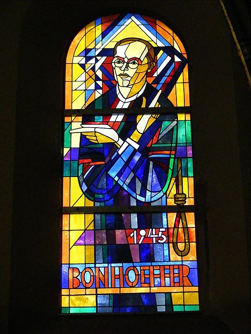Dietrich Bonhoeffer Window