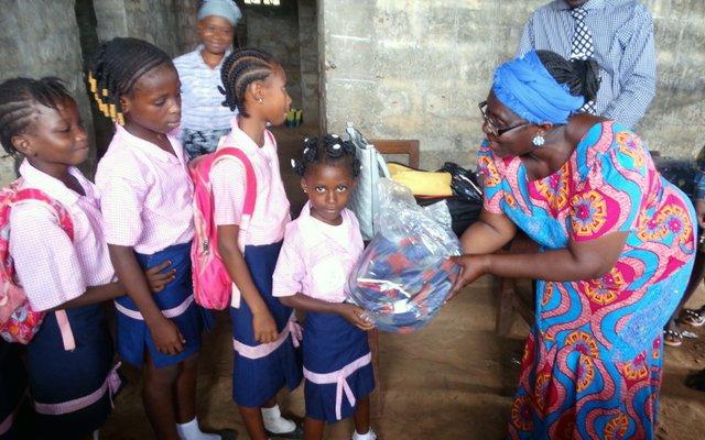 Sierra Leone Landslide Supportt