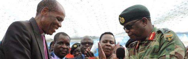 Nhiwatiwa with General