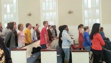 Pfeiffer congregation