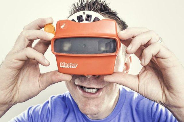 Retro Virtual Reality