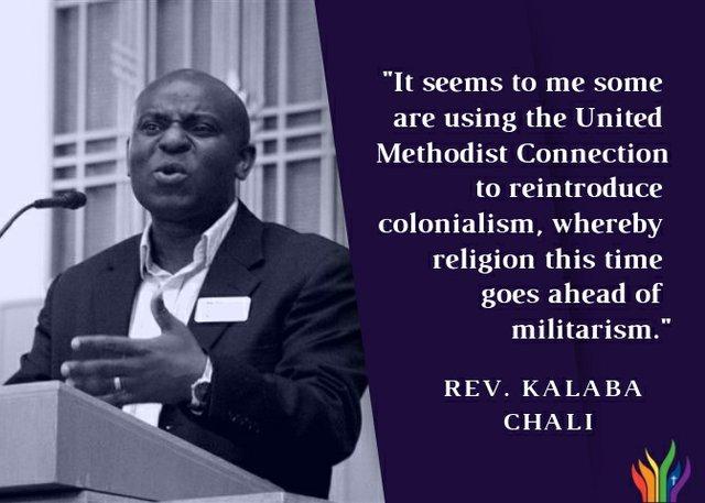 Rev. Kalaba Chali