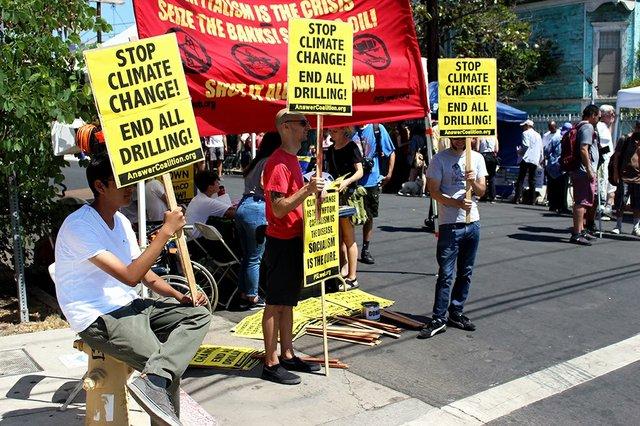 LA Climate Actiton