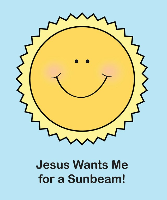 Jesus Wants Me for a Sunbeam