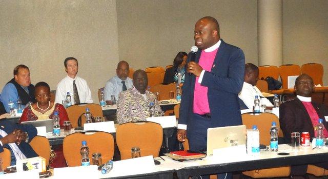 Africa Bishops Muyombo