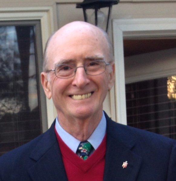 Bishop Ken Carder 2018