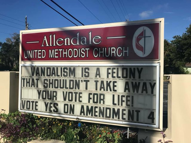 Allendale: Amendment 4