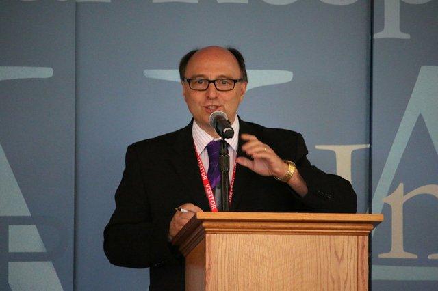 Bishop at NCJ Meeting