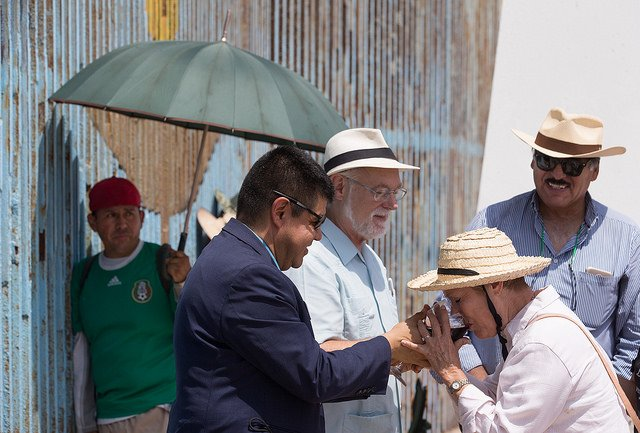 Communion at the Border
