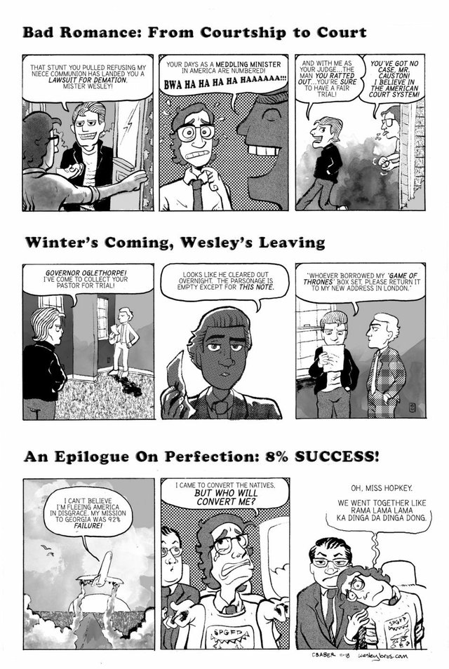 Wesley Bros: Bad Romance Epilogue