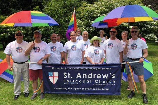St. Andrews EC Banner