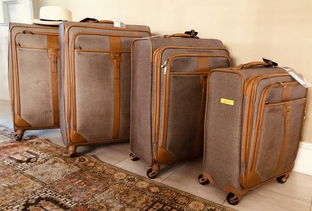 Christy Luggage