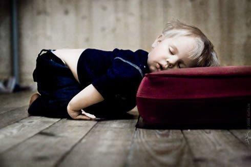Sleepytime Boy